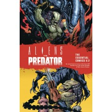 ALIENS VS PREDATOR ESSENTIAL COMICS TP VOL 02 (C: 0-1-2)