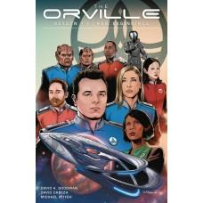 ORVILLE SEASON 1.5 TP VOL 01 NEW BEGINNINGS