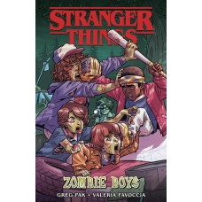 STRANGER THINGS ZOMBIE BOYS GN TP VOL 01