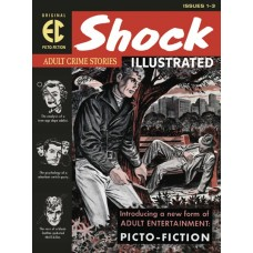 EC ARCHIVES SHOCK ILLUSTRATED HC (C: 0-1-2)