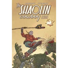 SHAOLIN COWBOY SHEMP BUFFET TP (MR) (C: 0-1-2)