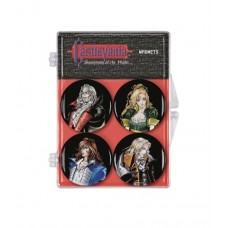 CASTLEVANIA SYMPHONY OF THE NIGHT 4 PACK MAGNET SET (C: 0-1-