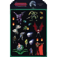 CASTLEVANIA SYMPHONY OF THE NIGHT MAGNET SET (C: 0-1-2)