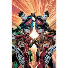 YOUNG JUSTICE #17