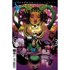 HOUSE OF WHISPERS #22 (MR)