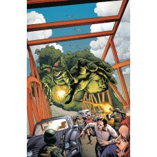 SWAMP THING 100 PAGE GIANT #5