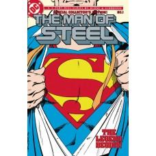 SUPERMAN THE MAN OF STEEL HC VOL 01