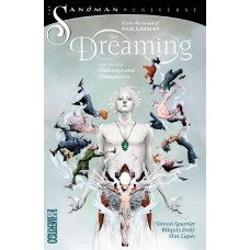 DREAMING TP VOL 01 PATHWAYS AND EMANATIONS (MR)