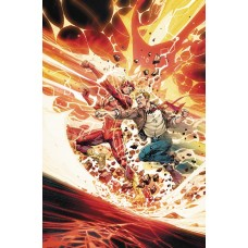 FLASH #750 DELUXE EDITION HC