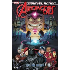 MARVEL ACTION AVENGERS TP BOOK 03 THE FEAR EATERS