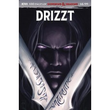 DUNGEONS & DRAGONS DRIZZT 100-PAGE GIANT