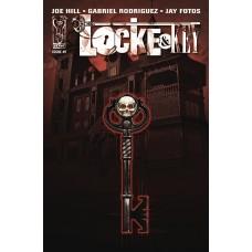 LOCKE & KEY #1 FACSIMILE ED