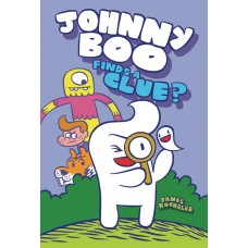 JOHNNY BOO HC VOL 11 JOHNNY BOO FINDS A CLUE (C: 0-1-2)