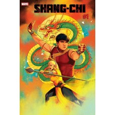 SHANG-CHI #1 (OF 5) (RES)