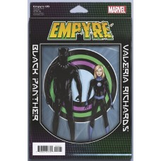 EMPYRE #5 (OF 6) CHRISTOPHER 2-PACK ACTION FIGURE VAR (Offered Again)