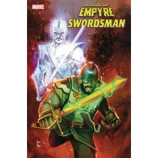 LORDS OF EMPYRE SWORDSMAN #1