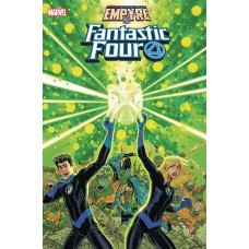 FANTASTIC FOUR #23 EMP (Offered Again)