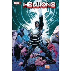 HELLIONS #4 (Offered Again)