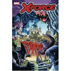 X-FORCE #12 (Offered Again)