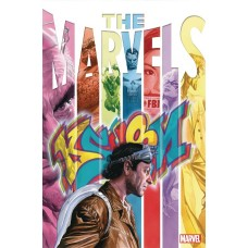 THE MARVELS #2