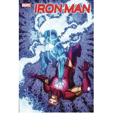 IRON MAN ANNUAL #1