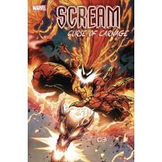 SCREAM CURSE OF CARNAGE #8