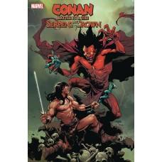 CONAN BATTLE FOR SERPENT CROWN #5 (OF 5)