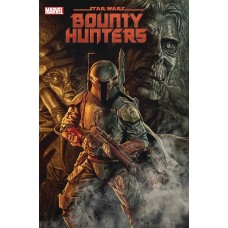 STAR WARS BOUNTY HUNTERS #5 (Offered Again)