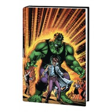INCREDIBLE HULK BY PETER DAVID OMNIBUS HC VOL 02 KEOWN ANNIV