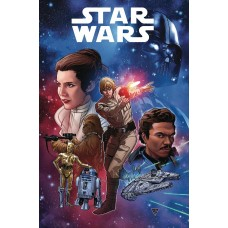 STAR WARS TP VOL 01 DESTINY PATH