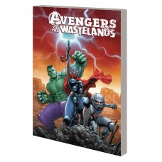 AVENGERS OF THE WASTELANDS TP