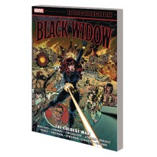 BLACK WIDOW EPIC COLLECTION TP COLDEST WAR (Offered Again)