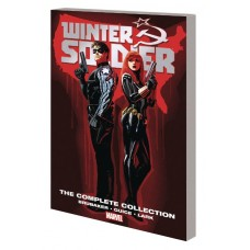 WINTER SOLDIER BY ED BRUBAKER COMPLETE COLLECT TP NEW PTG (Offered Again)