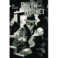 GREEN HORNET #1 CVR A WEEKS