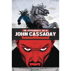 DYNAMITE ART OF JOHN CASSADAY HC
