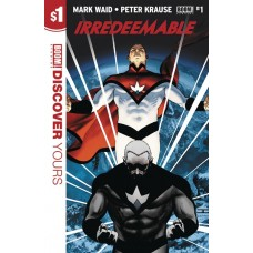IRREDEEMABLE DISCOVER YOURS ED #1