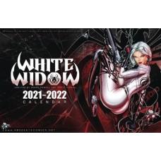 WHITE WIDOW 24 MONTH 2021 2022 WALL CALENDAR (C: 0-1-0)