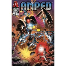 AMPED #2 CVR A FREIRE
