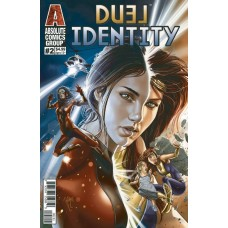 DUEL IDENTITY #2 CVR A