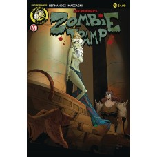 ZOMBIE TRAMP ONGOING #72 CVR A MACCAGNI (MR)