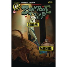 ZOMBIE TRAMP ONGOING #72 CVR B MACCAGNI RISQUE (MR)