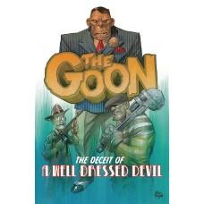 GOON TP VOL 02 DECEIT OF WELL DRESSED DEVIL (C: 0-1-0)