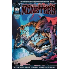 AMERICAN MYTHOLOGY MONSTERS #1 CVR A MARTINEZ (MR)