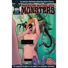 AMERICAN MYTHOLOGY MONSTERS #1 CVR C RACY LTD ED (MR)