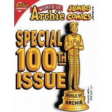 WORLD OF ARCHIE JUMBO COMICS DIGEST #100
