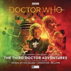 THIRD DOCTOR ADVENTURE AUDIO CD VOL 06 (C: 0-1-0)