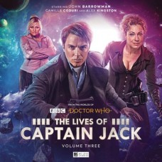 DOCTOR WHO LIVES OF CAPTAIN JACK AUDIO CD VOL 03 (C: 0-1-0)