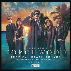 TORCHWOOD TROPICAL BEACH SOUNDS AUDIO CD (C: 0-1-0)