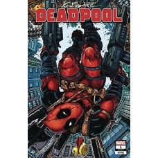 DEADPOOL #1 EASTMAN VAR SGN