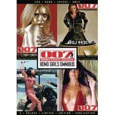 007 MAGAZINE BOND GIRLS OMNIBUS (MR)